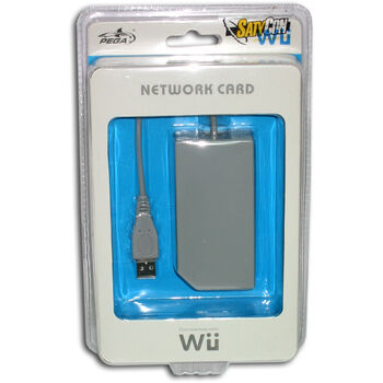 ADAPTADOR DE RED PARA WII SATYCON