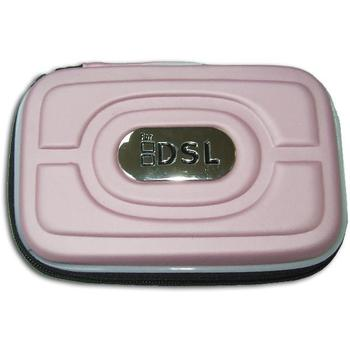 COVER SEMI-rigid DSL/DSi/3DS pink