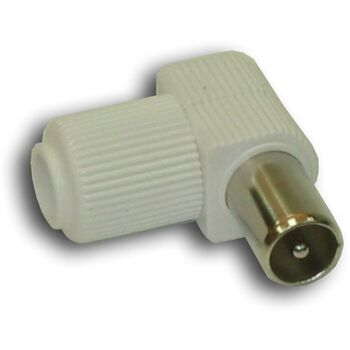 CONECTOR TV MACHO ECO