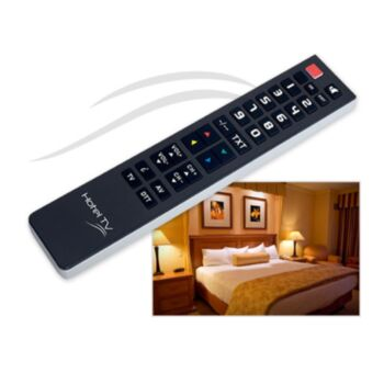 MANDO DISTANCIA PROGRAMABLE PC SUPERIOR HOTEL TV