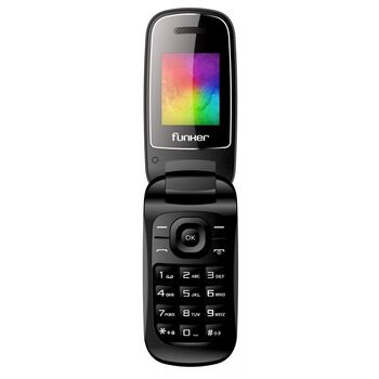 TELEFONO MOVIL FUNKER F4 CLASSIC FLIP PARA MAYORES