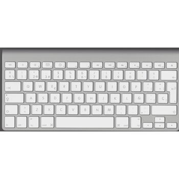 TECLADO BLUETOOTH IPAD / IPHONE / ANDROID SILVER