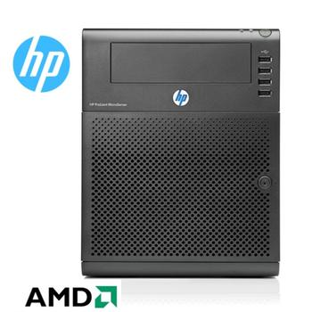 SERVER HP PROLIANT AMD MICRO 250GB