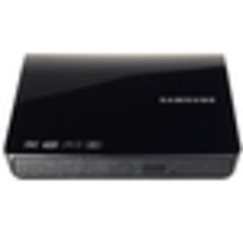 BLACK SLIM SAMSUNG EXTERNAL REWRITER