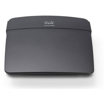 CISCO Linksys E900 WiFi N300 router 4Px10 / 100 Mb