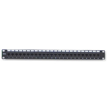 PATCH PANEL PARCHEO 24P UTP RJ45 CAT5E