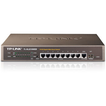 SWITCH 16 PUERTOS RJ45 GIGABIT TPLINK SL2218