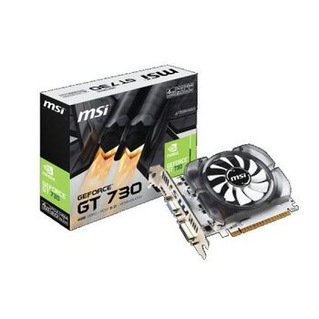 VGA PCI-E MSI GEFORCE N730-4GD3V2 4GB DDR3