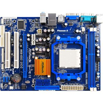 PLACA BASE AM3  ASROCK N68-GS3 UCC