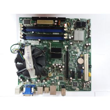 PLACA BASE INTEL DESKTOP DG35EC S775 SIN CHAPA I/O