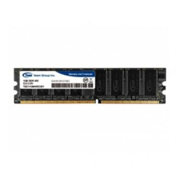 MEMORIA DDR 1GB PC400 TEAM GROUP