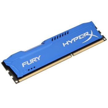 MEMORIA RAM DDR3 1600 KINGSTON HYPERX FURY 4GB