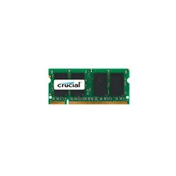 MEMORIA SODIMM 2GB DDR2 PC800 CRUCIAL CT25664AC800