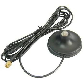 WIFI ANTENNA BASE WITH 2M CABLE SATYCON