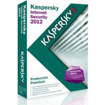 ANTIVIRUS KASPERSKY INTERNET SECURITY 2012 2PC