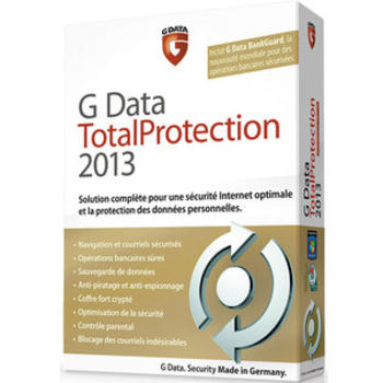 ANTIVIRUS GDATA TOTAL PROTECTION 2013 1PC 1 A�O