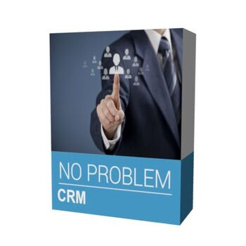 SOFTWARE GESTION TPV NO PROBLEM AMP. CRM COMERCIAL