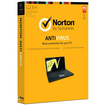 ANTIVIRUS NORTON ANTIVIRUS 2013 1PC + UTILITIES