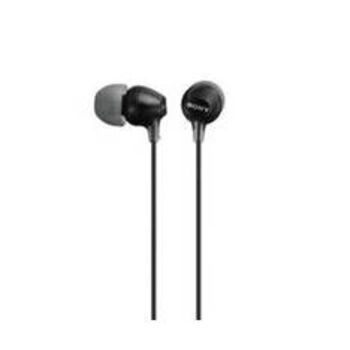 AURICULARES SONY MDR-EX15LPB NEGRO