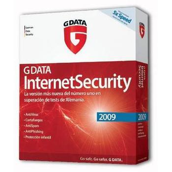 ANTIVIRUS GDATA 2009 NOTEBOOK SECURITY