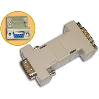 COMPACT SERIES RS - 232 FEMALE-FEMALE ADAPTER
