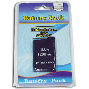 BATTERY lithium PSP2000/3000 SLIM 1200 mAh SATYCON