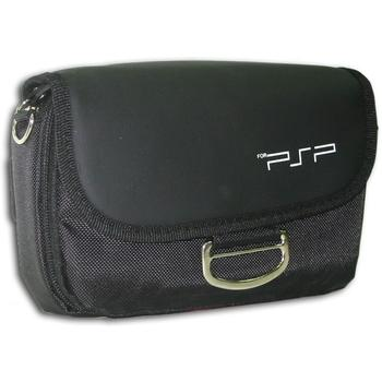 BLACK PSP SATYCON FASION BAG