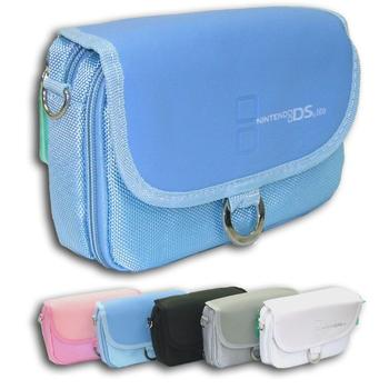 PADDED bag transport DS/DSi/3DS blue SAT