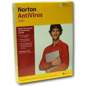 ANTIVIRUS NORTON 2007