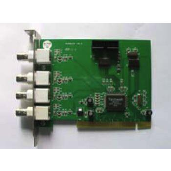 SATYCON 4 C PCI CARD + AUDIO MOD. PCI-4125