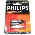 BATTERY ALKALINE 6LR61 9V PHILIPS