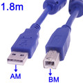 CABLE USB2.0 AM-BM 1.8 METER HIGH QUALITY