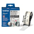 BROTHER CONTINUOUS TAPE WHITE PAPER 12MM 30, 48M