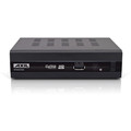 Engel-Axil receiver Freeview recorder black HD