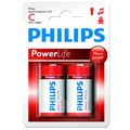 Philips alkaline battery C LR14 Pack-2