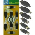 6 PCS SATYCON USB ADAPTER CABLE