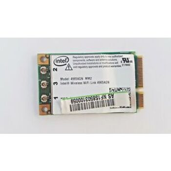 INTEL WIRELESS WIFI 4965AGN MM2 MINI PCI EXPRESS
