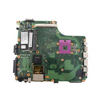 PLACA BASE USADA  TOSHIBA SATELLITE REPUESTO