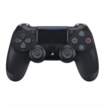 MANDO GAMEPAD SONY PS4 DUALSHOCK V2 NEGRO ORIGINAL