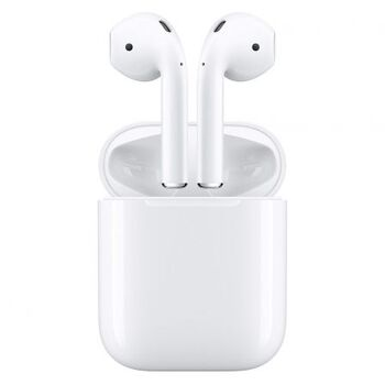 AURICULARES INALMBRICOS BLUETOOTH APPLE AIRPODS V2