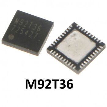 REPUESTO - IC M92T36 CHIP DE CARGA NINTENDO SWITCH