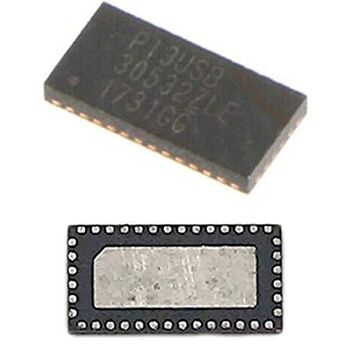 IC PERICOM PI3USB CHIP VIDEO NINTENDO SWITCH