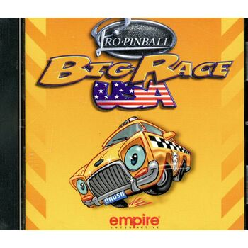 JUEGO PC PRO PINBALL BIG RACE USA