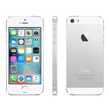 MOVIL APPLE IPHONE 5S 32GB PLATA REACONDICIONADO