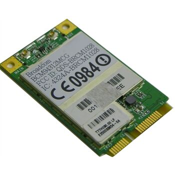 TARJETA RED PCIE BROADCOM BCM94312MCG - REACONDICI