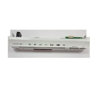 PANEL FRONTAL REPRODUCTOR DVD USB MP1000