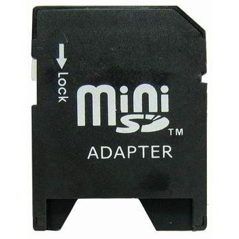 ADAPTADOR MINI-SD A SD