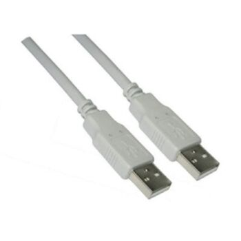 CABLE USB 2.0 AM-AM 2M MACHO-MACHO NANOCABLE