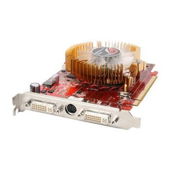 VGA PCIE ASUS 2600 PRO 256MB 2XDVI-I TV-OUT