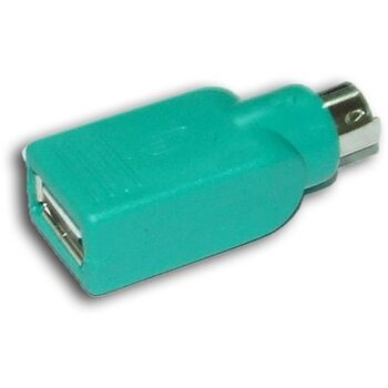 ADAPTADOR USB A PS2 (USB-A H PS2 M) SATYCON